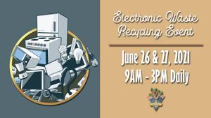 E-waste event this weekend in Hesperia