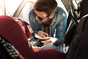 Sheriff's Department reminds community of Child Passenger Safety Week