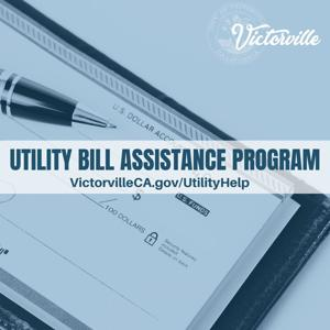 Victorville reminds residents of bill paying program