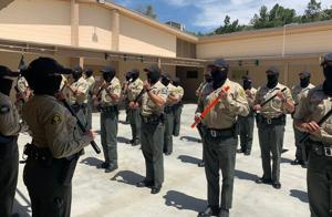 Sheriff's Department Accepting Applications for Deputy Trainees