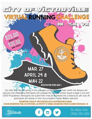 On your mark, get set, 'virtual' go!