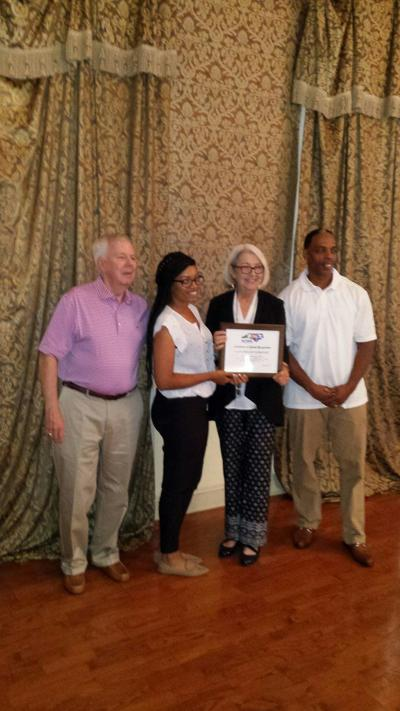 Oxford facility earns award