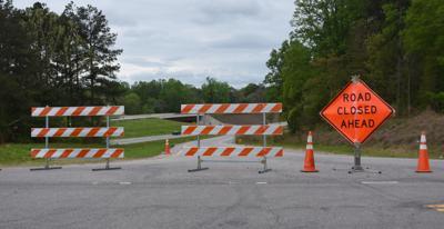 Closed ramp