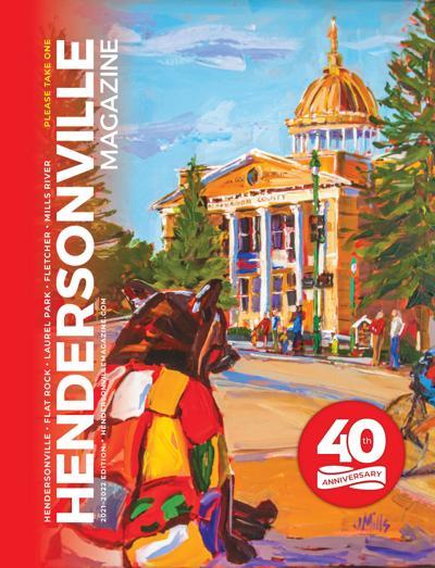 Hendersonville Magazine 2021-2022