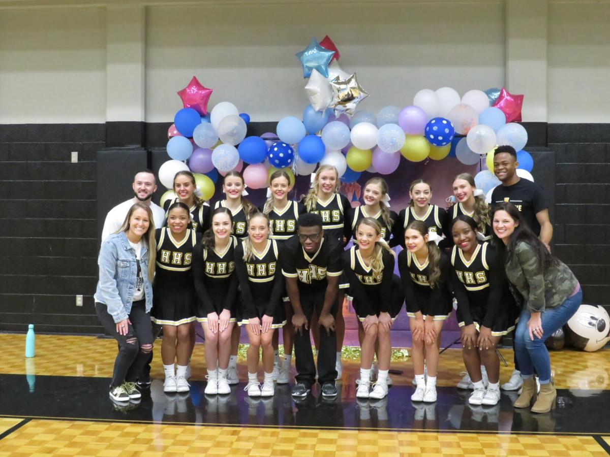 HHS cheer team wins first UCA national title