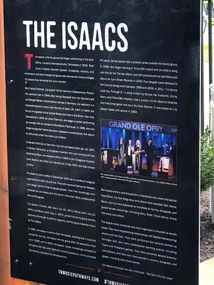 The Isaacs to headline free Memorial Day concert2