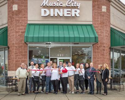 Hendersonville area Chamber of Commerce ribbon cuttings
