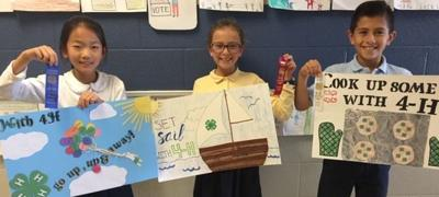 4H poster winners