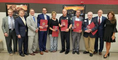 Sumner Council of governments presents awards