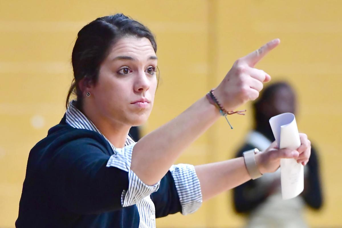 Kelli Reed takes over for former head coach John Filson who stepped down as Lady Commandos' head coach in January.