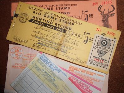 Hunting/fishing licenses are great bargain