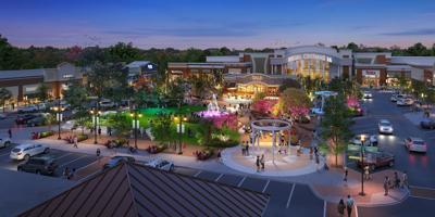 $2.5M renovation underway at 'Streets' plaza