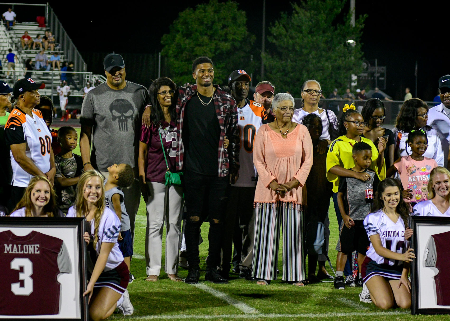 Station Camp honors Malone with jersey retirement   Sports ...