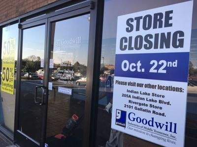 Goodwill Turns Hendersonville Site Into 99 Cent Outlet