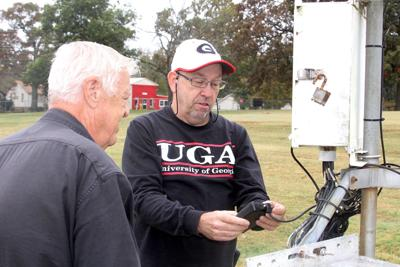 UGA weather network provides vital data to National Weather Service