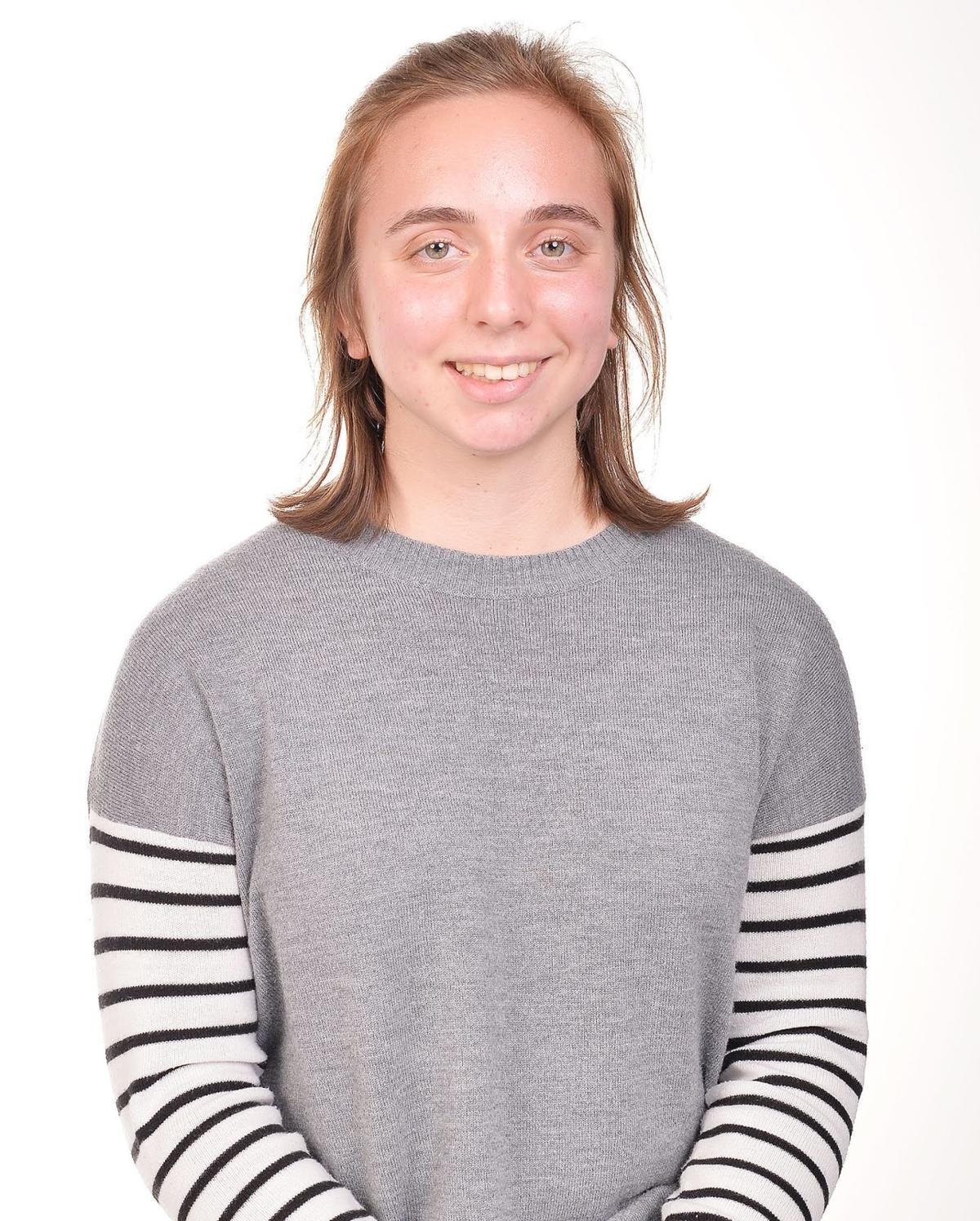 Ola High School 2019 STAR student Emma Stacey