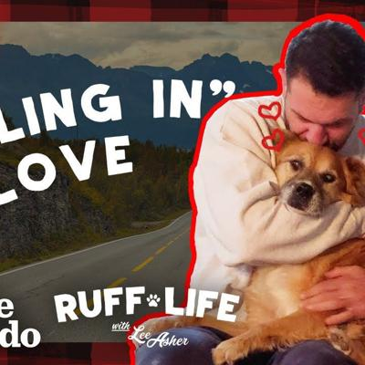 Guy Can't Stop Crying When It's Time To Get His Foster Dog Adopted | Ruff Life With Lee Asher