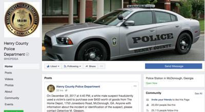 ACLU still wants change for Henry County Police Department's Facebook practices