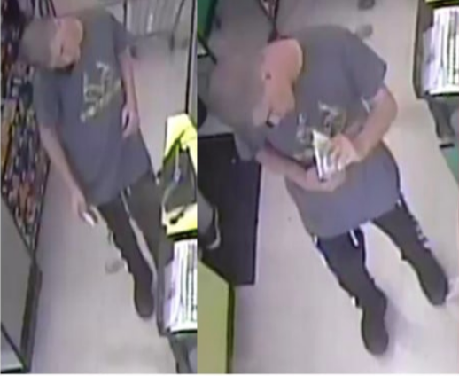 Forgery suspect sought after allegedly passing counterfeit $100 bills at pizzeria, grocery