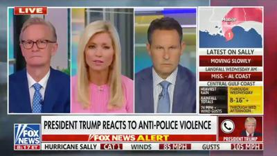 Trump says weekly calls on 'Fox & Friends' are returning; Fox says maybe not