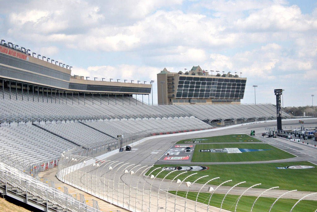 Atlanta Motor Speedway To Delay Track Repave Sports