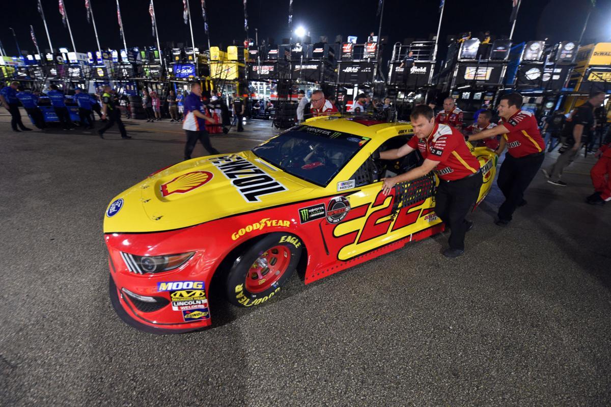 NASCAR: Ford EcoBoost 400-Practice