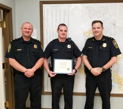 Henry County Police Ofc. Loignon commended in Locust Grove stolen vehicle recovery