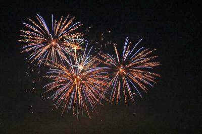 firework safety recommendations for new years eve