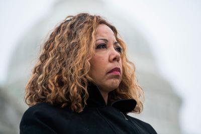She won her seat after her son was shot and killed. Now she's stuck in an impeachment debate
