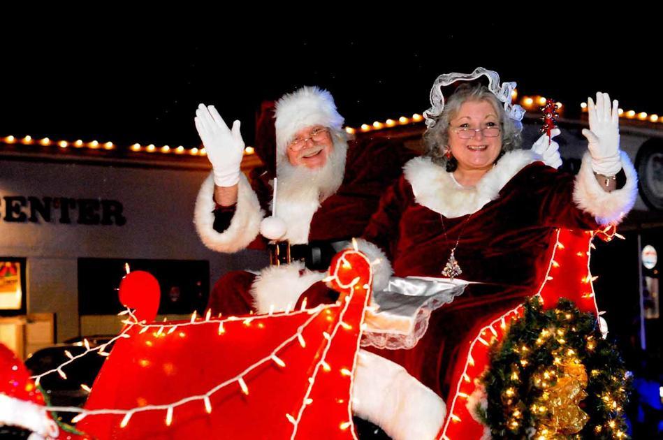 Christmas Parade Saturday Savannah Ga 2021 Pandemic Social Distancing Concerns Cancel Mcdonough Christmas Parade News Henryherald Com