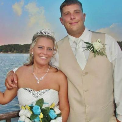 WEDDING: Miller - Stephens