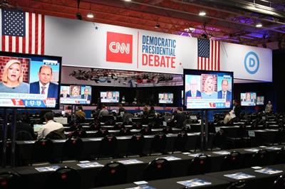 Fact check of the January Democratic debate