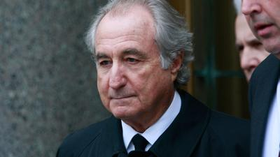 Bernie Madoff, infamous Ponzi schemer, has died