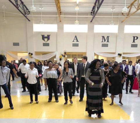 Hampton Senior Citizen Prom declared a success