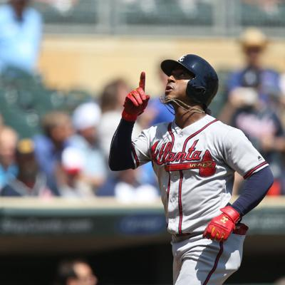 MLB: Atlanta Braves at Minnesota Twins