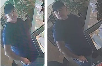 "HCPD seeks suspect who took mislaid cash ""to go"" from Stockbridge restaurant"