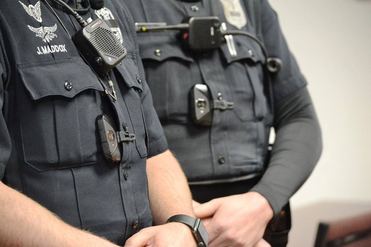 Henry County PD's new body cameras offer extra function
