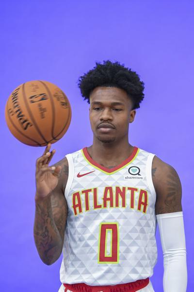NBA: Atlanta Hawks-Media Day (copy)