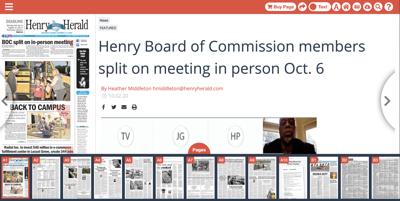 HDH e-edition text - personal computer