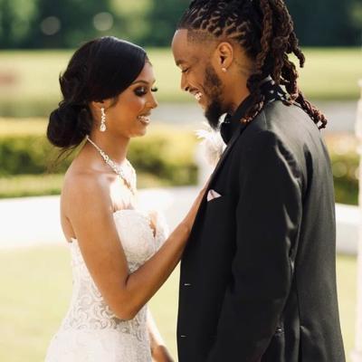 WEDDING: Udockexer & Jasmine Chandler