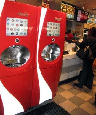 Coca-Cola Freestyle introduced at Hartsfield-Jackson ...