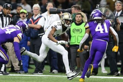 NFL: NFC Wild Card-Minnesota Vikings at New Orleans Saints