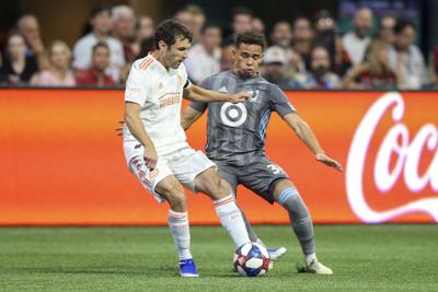 MLS: Minnesota United FC at Atlanta United FC