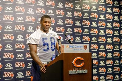 NFL: Chicago Bears-Minicamp