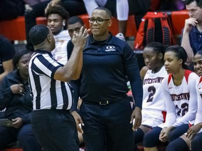 STATE BASKETBALL: Dutchtown girls upset Ware County to advance to Class AAAAA Elite Eight (copy)
