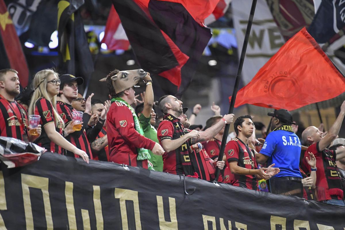 MLS: Champions League-Monterrey at Atlanta United FC