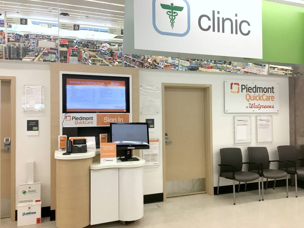 Piedmont Quickcare open second Walgreens location | News