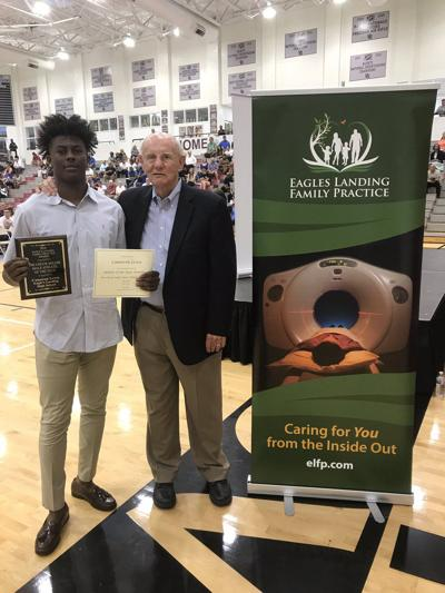 Standout local athletes honored at Henry County Public Schools Athletic Awards
