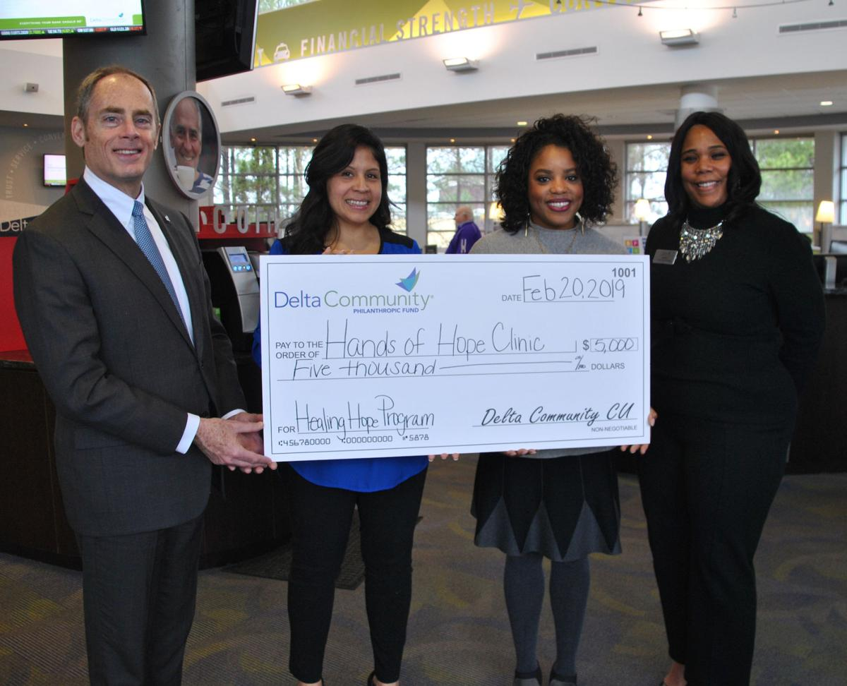 Delta Community awards $8,500 to two Henry County charities