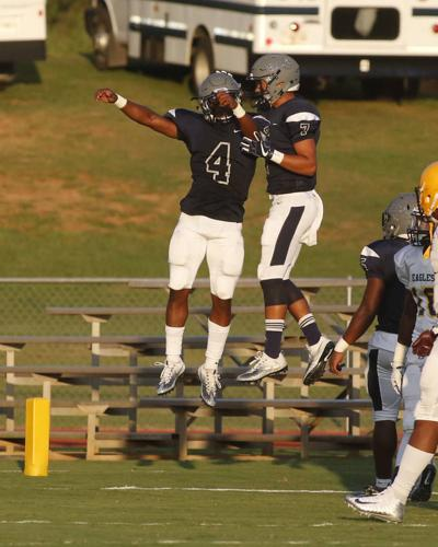 Football Elca Runs Winning Streak To 25 With Blowout Of Knoxville